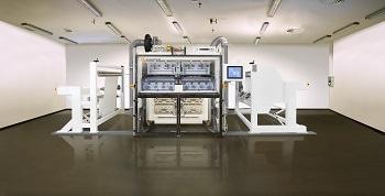 Nanofiber Fabrication System - Elmarco Nanospider™ Production Line NS 8S1600U