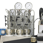 Parallel High-Pressure Chemistry Block - HP PolyBLOCK from HEL Group
