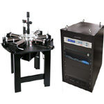 Cryogenic Probe Station for large 4 inch wafers - Lake Shore Model FWPX