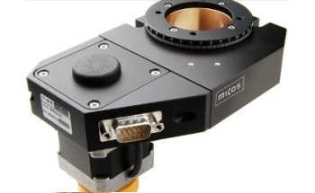 DT-80R  Motorized Rotation Stage - Compact and High Speed - PI Micos