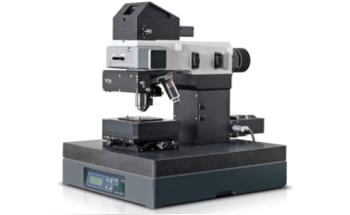 Atomic Force Microscope (AFM): WITec alpha300 A
