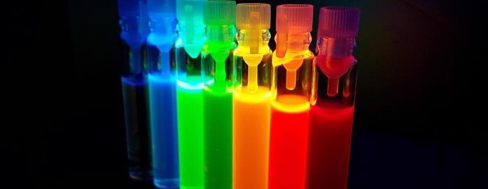 钙钛矿纳米晶的发光特性