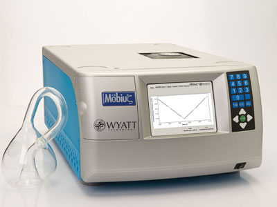 Mobius Size and Zeta Potential Detector
