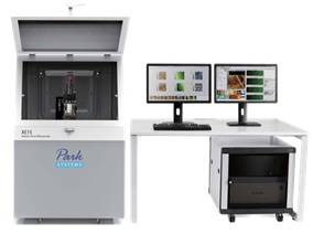 Versatile AFM for Large Samples - XE15 Park Systems