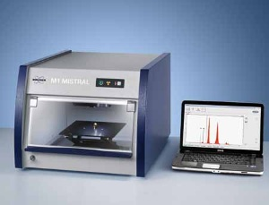 Bruker's M1 MISTRAL Compact Tabletop Micro-XRF Spectrometer