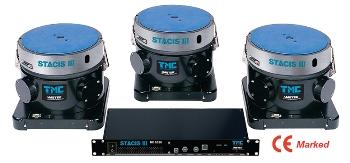 TMC's STACIS® III Piezoelectric Active Vibration Cancellation System