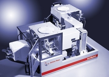 SAXSpace Small and Wide-Angle X-Ray Scattering System for Characterizing Nanostructure Materials