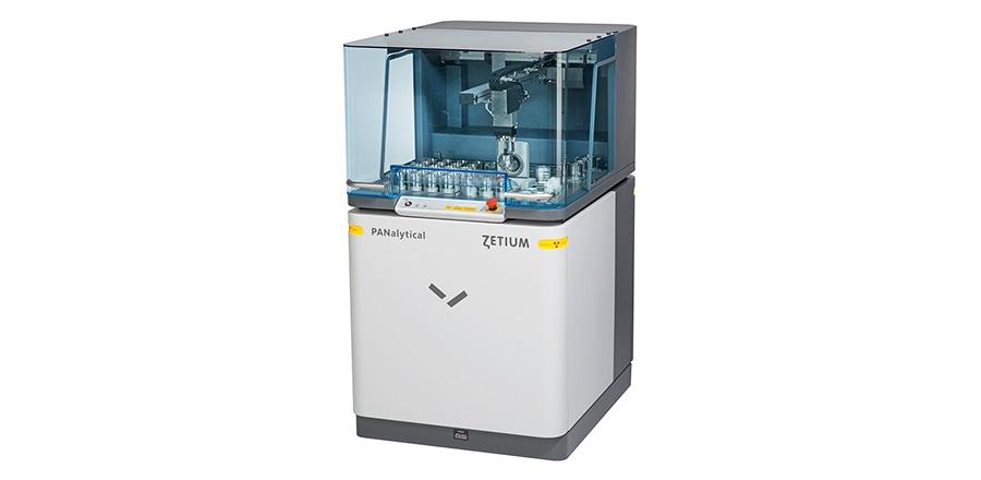 Multi-Functional XRF Platform - Zetium from PANalytical