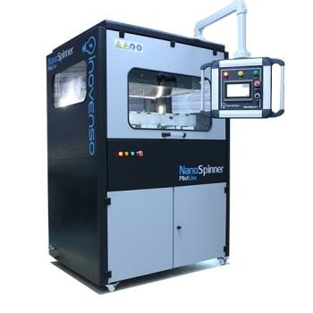 NS PilotLine Electrospinning Machine for High Throughput Nanofiber Production