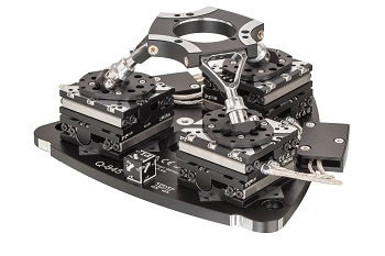 Precision 6-Axis Parallel-Kinematics Positioning System - Q-845 from PI