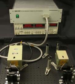 EMCORE PB7100 Frequency Domain Terahertz Spectrometer