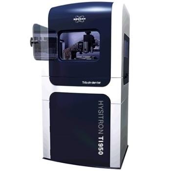 Bruker's Hysitron TI 950 TriboIndenter Nanomechanical Test Instrument