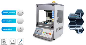 NE200: Single-Nozzle Electrospinning Machine