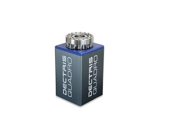 QUADRO Detector Series from DECTRIS