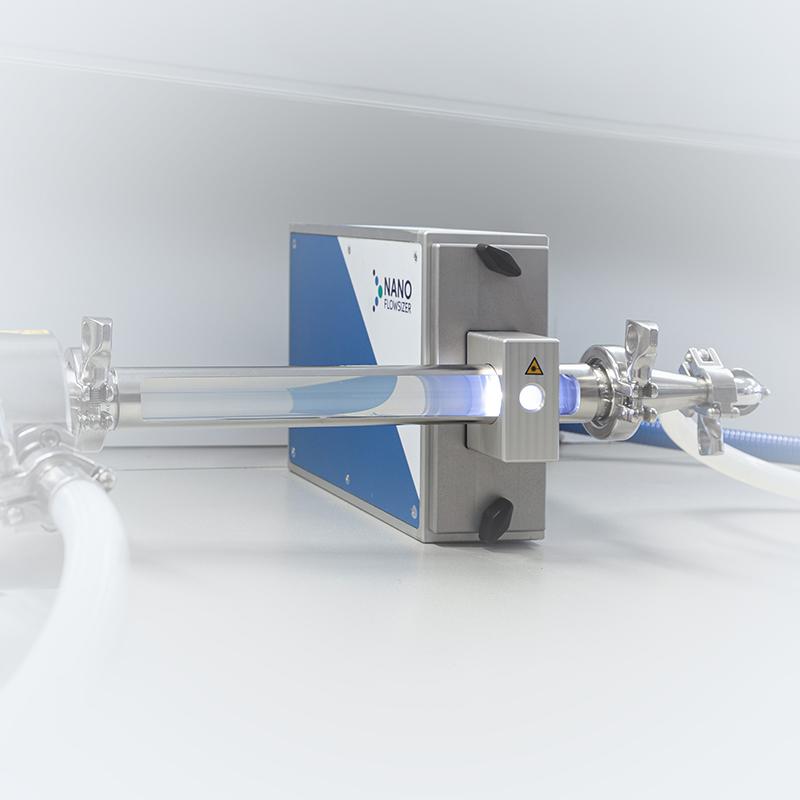 The NanoFlowSizer — A Non-Invasive, Realtime Nanoparticle Analyzer