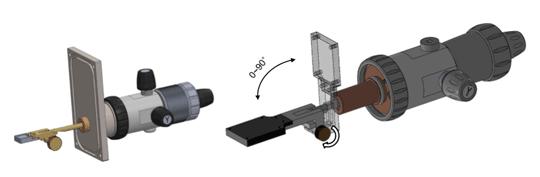 Coxem STEM Module—Scanning Transmission Electron Microscopy Detector