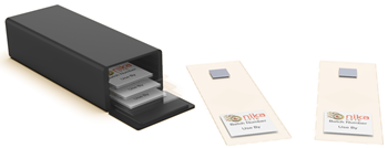 Nikalyte Gold Nanoparticle SERS Substrate