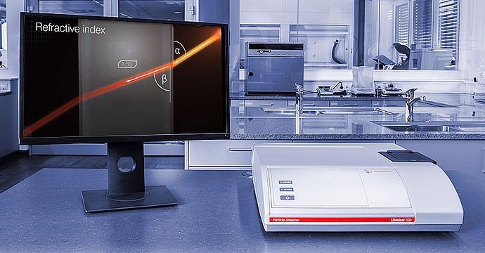 Litesizer Series of Particle Size Analyzers
