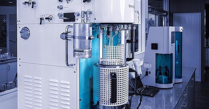 The autosorbiQ Series: Physisorption and Chemisorption Analyzers