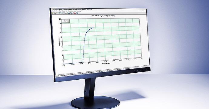 Porometer 3G Series: Accurate Pore-Size Measurement