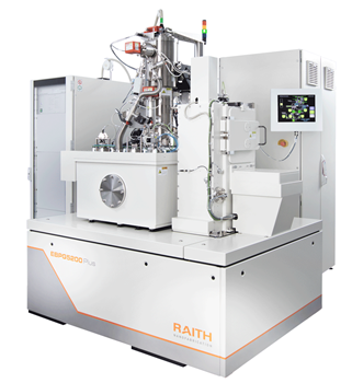 EBPG Plus: High-Resolution Electron Beam Lithography