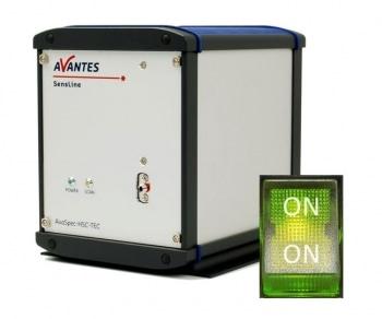 Spectrometer with Replaceable Slits – AvaSpec-HERO