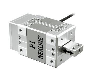 Piezo Linear Nanopositioning Motor - N-216 NEXLINE® from PI