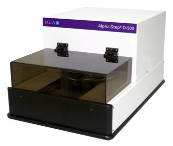The Alpha-Step® D-500 Stylus Profiler from KLA