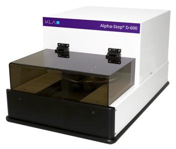 The Alpha-Step® D-600 Stylus Profiler from KLA