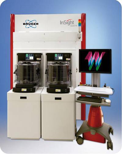 3D Atomic Force Microscope (AFM) - InSight from Bruker