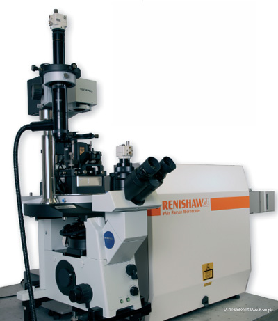 Renishaw Raman with Fully Integrated AFM