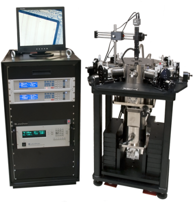Cryogen-Free Vertical Field Superconducting Magnet Probe Station – Lake Shore Model CRX-VF
