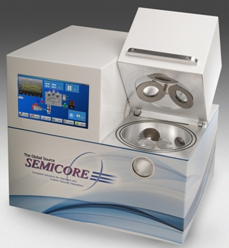 SC 250/450 Sputtering System from Semicore