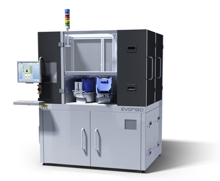 EVG120 Automated Resist Processing System for Micro- and Nano-Electronics