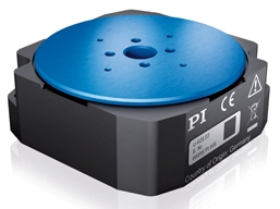 U-628 Miniature, High Speed, Closed-Loop Rotary Stage from Physik Instrumente