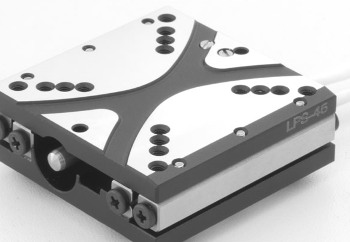 LPS-45 Miniature Linear Piezo Positioning Stage from PI micos