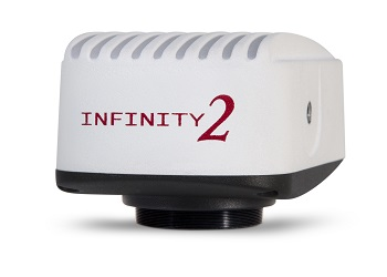 Microscopy Camera for Quantitative and Low-Light Applications – INFINITY2-1R