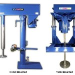 Disperser - Single Shaft Mixer Technology for Low Viscosity Products