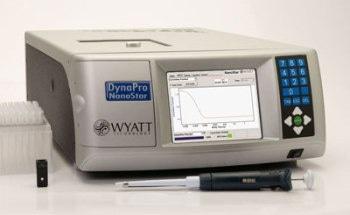DynaPro® NanoStar® Dynamic Light Scattering Detector
