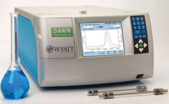 DAWN® HELEOS® II Multi-Angle Light Scattering Detector for HPLC/GPC