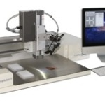 Sonoplot's GIX Microplotter II Precision Picoliter Fluid Dispensing System