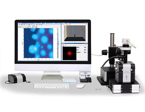 SOLVER Nano - Affordable AFM for High-End Research and Education