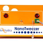 Nanoparticle Analysis with the NanoTweezer from Optofluidics