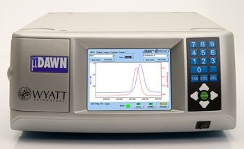 µDAWN™ Multi-Angle Light Scattering Detector for UHPLC