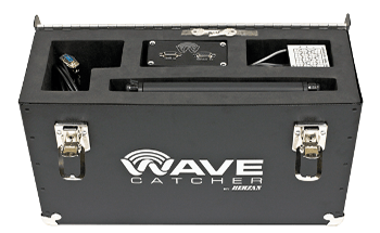 Portable Environmental Noise Analysis Kit for Laboratories and Instrumentation - WaveCatcher from Herzan