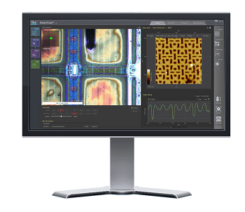 Park SmartScan AFM Operating Software