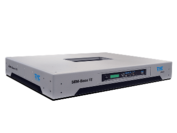 Next Generation STACIS Active Piezoelectric Vibration Cancellation - SEM-Base VI for SEMs