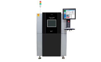 The X-eye6200AXI Automatically In-Line Inspects Solder Joint Defects