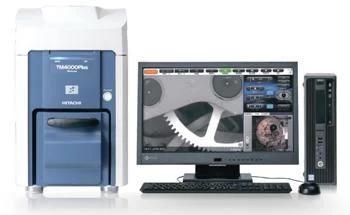 The TM4000 II Benchtop SEM from Hitachi
