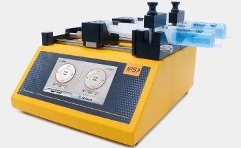 IPS-14RS注射器泵:可编程双通道泵